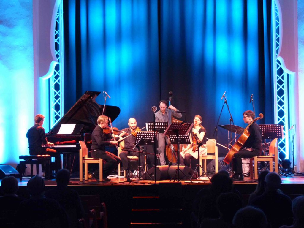 Ensemble EDEN - Alte Synagoge Kitzingen